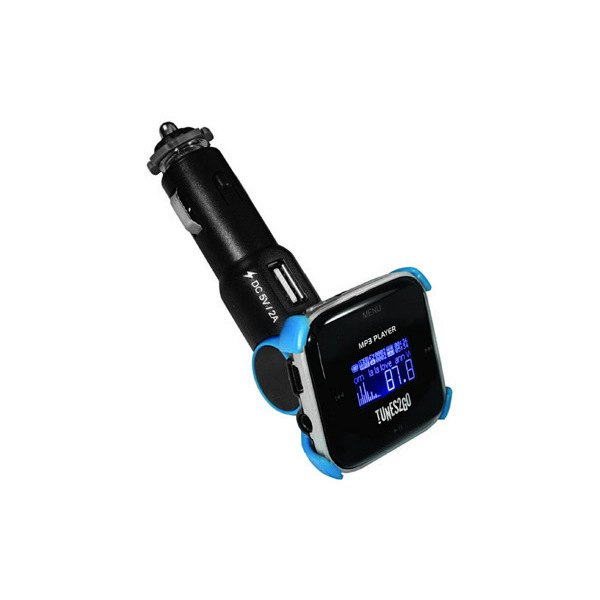 Sondpex® - Tunes2Go™ 3-in-1 Car FM Transmitter