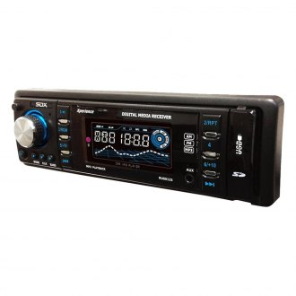Sondpex® - Single DIN AM/FM/MP3 Digital Media Receiver