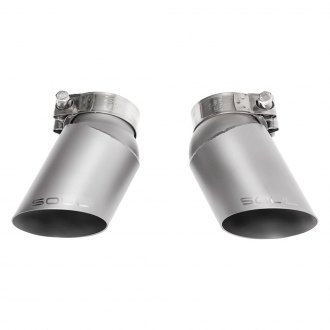 Soul Performance® - GT2 Style Bolt-On Exhaust Tips