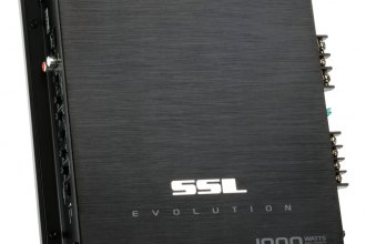 Sound Storm Lab® - Evolution Series Class AB 2-Channel 1000W Amplifier with Remote Subwoofer Control