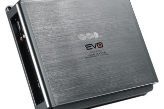 Sound Storm Lab® - EVO Series Class AB 2-Channel 1400W Amplifier
