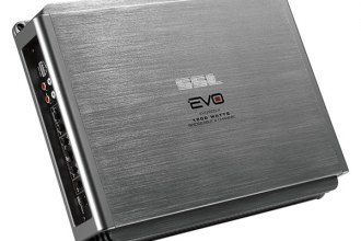 Sound Storm Lab® - EVO Series Class AB 4-Channel 1600W Amplifier