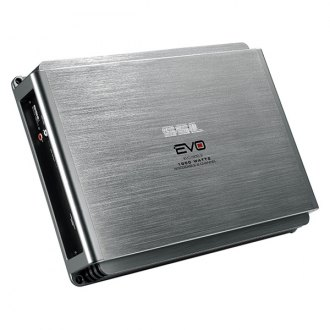 Sound Storm Lab® - EVO Series Class AB 2-Channel 1800W Amplifier