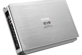 Sound Storm Lab® - EVO Series Class AB 4-Channel 2000W Amplifier