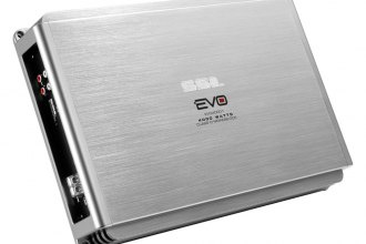 Sound Storm Lab® - EVO Series Class D Mono 4000W Amplifier