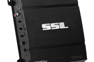 Sound Storm Lab® - Force Series Class AB 2-Channel 1000W Amplifier