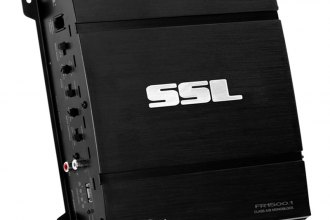 Sound Storm Lab® - Force Series Class AB Monoblock Amplifier