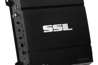 Sound Storm Lab® - Force Series Class AB 2-Channel 1600W Amplifier