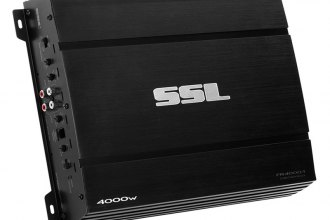 Sound Storm Lab® - Force Series Class D Monoblock Amplifier