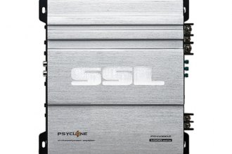 Sound Storm Lab® - Psyclone Series Class AB 2-Channel 1000W Amplifier