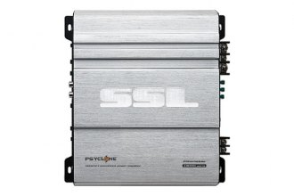 Sound Storm Lab® - Psyclone Series Class AB Mono 1500W Amplifier