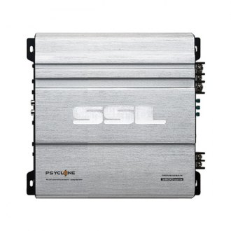 Sound Storm Lab® - Psyclone Series Class AB 4-Channel 1600W Amplifier