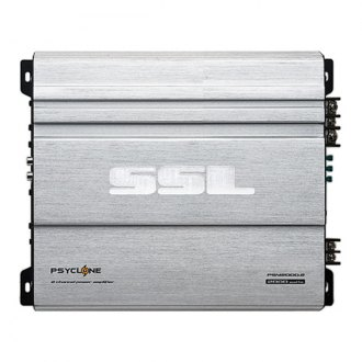 Sound Storm Lab® - Psyclone Series Class AB 2-Channel 2000W Amplifier
