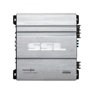 Sound Storm Lab® - Psyclone Series Class AB 4-Channel 600W Amplifier