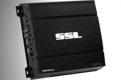 FR16004 - Sound Storm Lab® Force Series Class AB 4-Channel 1600W Amplifier (HD)