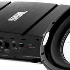 Sound Storm Lab® - Class D Mono 4000W Amplifier