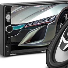 Sound Storm Lab® - Double Din Stereo
