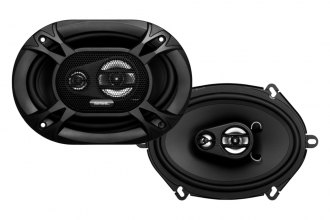 "Sound Storm Lab® - 5X7"" 3-Way 200W Speaker"