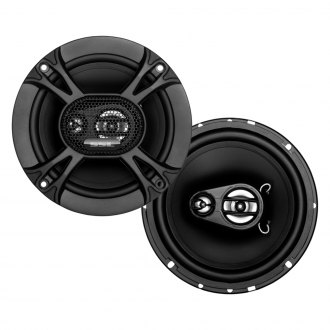 "Sound Storm Lab® - 6-1/2"" 3-Way EX Series 150W Coaxial Speakers"