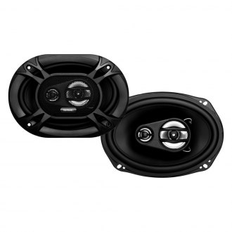"Sound Storm Lab® - 6"" x 9"" 3-Way EX Series 300W Coaxial Speakers"