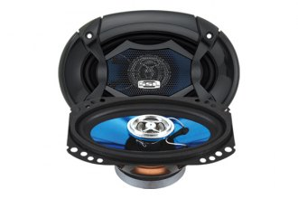 "Sound Storm Lab® - 4""x6"" 2-Way Force Series 200W Speakers"