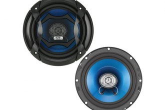 "Sound Storm Lab® - 6-1/2"" Force Series 2-Way 200W Speakers"