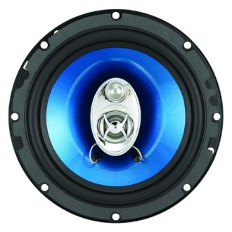 "Sound Storm Lab® - 6-1/2"" 3-Way Force Series 300W Coaxial Speakers"