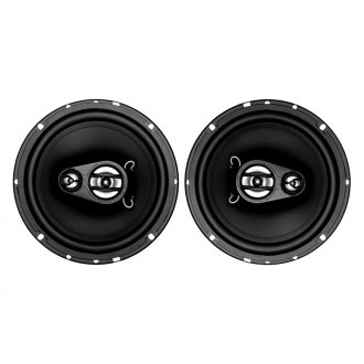 "Sound Storm Lab® - 6"" x 9"" 3-Way Force Series 400W Coaxial Speakers"