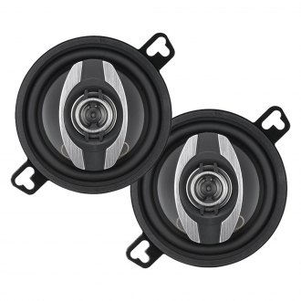 "Sound Storm Lab® - 3-1/2"" 2-Way GS Series 150W Coaxial Speakers"