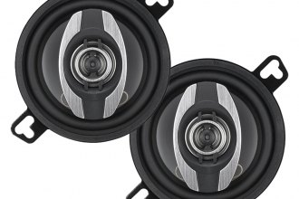 "Sound Storm Lab® - 3-1/2"" 2-Way GS Series 150W Speakers"