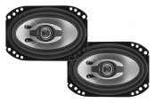 "Sound Storm Lab® - 4"" x 6"" 2-Way GS Series 200W Coaxial Speakers"