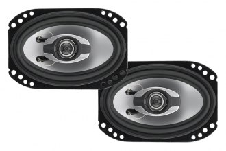 "Sound Storm Lab® - 4"" x 6"" 2-Way GS Series 200W Speakers"