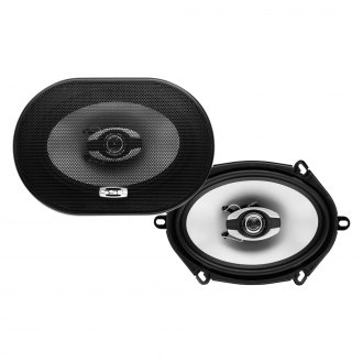 "Sound Storm Lab® - 5"" x 7"" 2-Way GS Series 225W Coaxial Speakers"