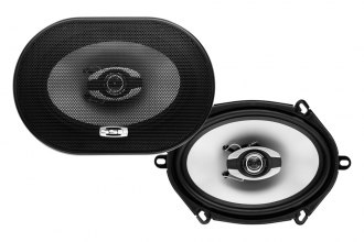 "Sound Storm Lab® - 5"" x 7"" 2-Way GS Series 225W Speakers"