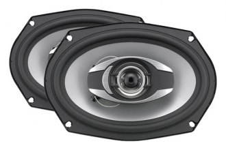 "Sound Storm Lab® - 6""x9"" 2-Way GS Series 350W Speakers"