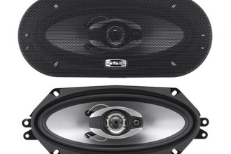 "Sound Storm Lab® - 4""x10"" 3-Way GS Series 200W Speakers"