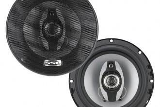 "Sound Storm Lab® - 6-1/2"" 3-Way GS Series 300W Speakers"