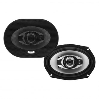 "Sound Storm Lab® - 6"" x 9"" 3-Way GS Series 400W Coaxial Speakers"