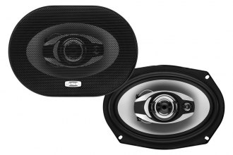 "Sound Storm Lab® - 6""x9"" 3-Way GS Series 400W Speakers"
