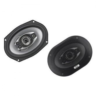 "Sound Storm Lab® - 6"" x 9"" 5-Way GS Series 600W Speakers"