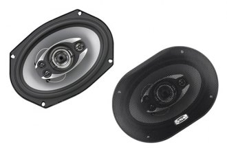 "Sound Storm Lab® - 6""x9"" 5-Way GS Series 600W Speakers"