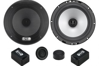 "Sound Storm Lab® - 6-1/2"" GS Series 350W Component Speakers"