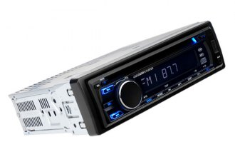 Sound Storm Lab® - Single DIN DVD/CD/MP3/WMA Receiver
