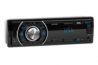 Sound Storm Lab® - Single DIN AM/FM/MP3/WMA Receiver