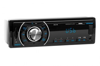Sound Storm Lab® - Single DIN MP3/SD/USB/AM/FM Receiver with Bluetooth