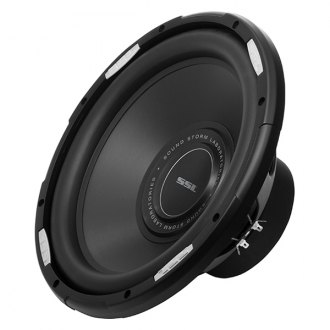 "Sound Storm Lab® - 10"" GSW Series 1500W 4 Ohm DVC Subwoofer"