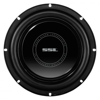 "Sound Storm Lab® - 10"" SLP Series Low Profile 800W 4 Ohm SVC Subwoofer"