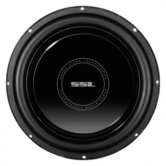 "Sound Storm Lab® - 12"" SLP Series Low Profile 1200W 4 Ohm SVC Subwoofer"