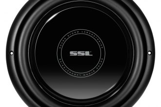 "Sound Storm Lab® - 12"" SLP Series 1200W Low Profile Subwoofer"