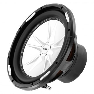 "Sound Storm Lab® - 12"" SLR Series 2500W 4 Ohm DVC Subwoofer"